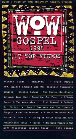 WOW Gospel 1998: 17 Top Videos