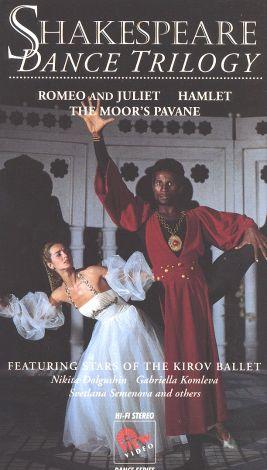 Shakespeare Dance Trilogy: Stars of the Kirov Ballet