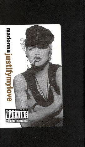 Madonna: Justify My Love