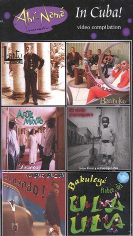 Ahí-Namá Music in Cuba!