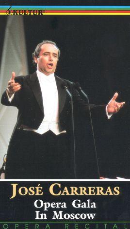 Jose Carreras: Opera Gala in Moscow