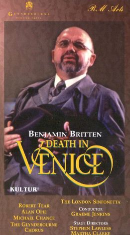 Death in Venice (Glyndebourne Opera)