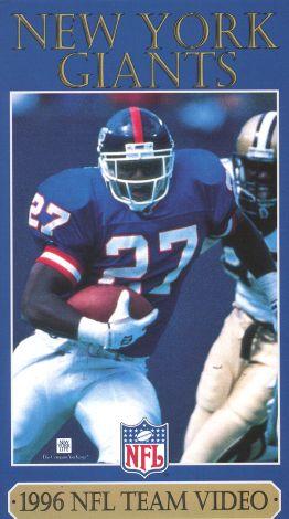 NFL: 1996 New York Giants Team Video