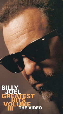 Billy Joel: Greatest Hits, Volume III - The Videos