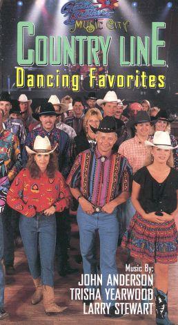 Country Line Dancing Favorites