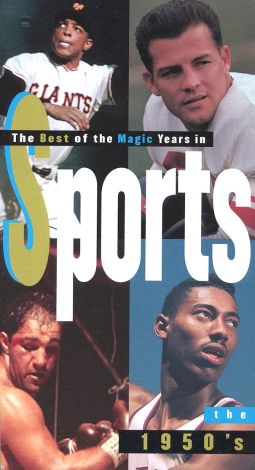 The Best of the Magic Years in Sports