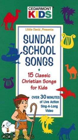 Cedarmont Kids: Sunday School Songs