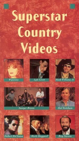 Superstar Country Videos