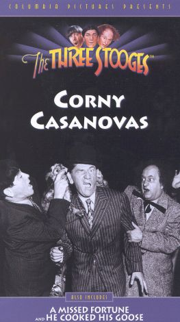 The Three Stooges : Corny Casanovas