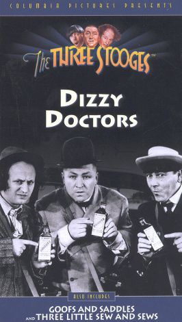 The Three Stooges : Dizzy Doctors