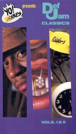 Def Jam Classics: Vols. 1 & 2