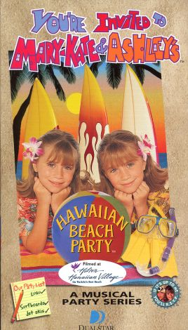 You're Invited to... : Mary-Kate and Ashley's Hawaiian Beach Party
