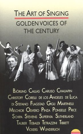 The Art of Singing: Golden Voices of the Century