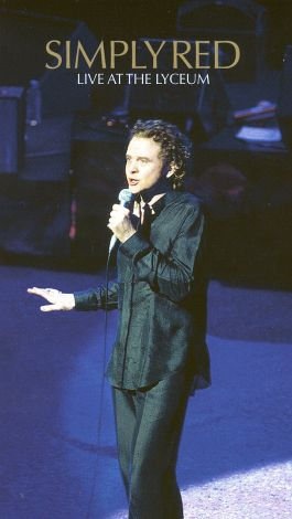 Simply Red: Live at the Lyceum