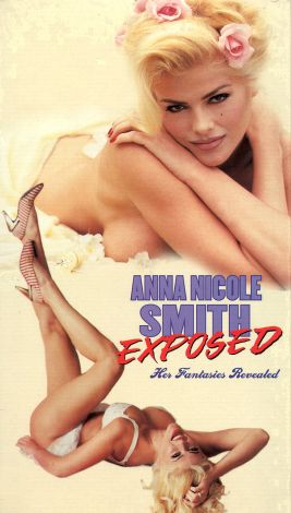 Anna nicole smith exposed 1998