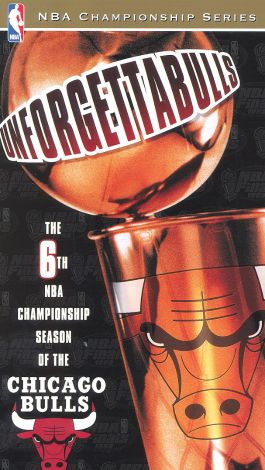 The Official 1998 NBA Championship: Unforgettabulls