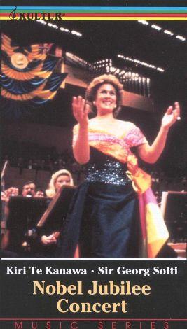 Kiri Te Kanawa and Sir Georg Solti: Nobel Jubilee Concert