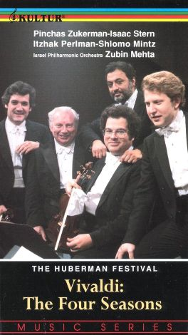 The Huberman Festival, Vol. 1: Vivaldi - The Four Seasons