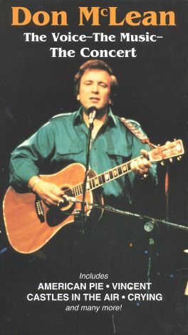 Don McLean: The Voice-The Music-The Concert