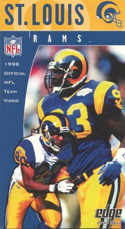 NFL: 1998 St Louis Rams Team Video