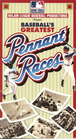 Baseball's Greatest Pennant Races