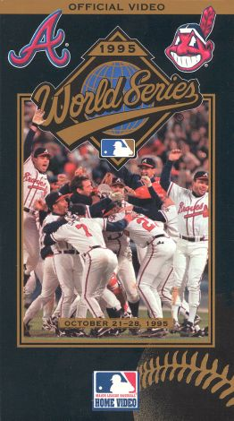 MLB: 1995 World Series - Atlanta vs. Cleveland