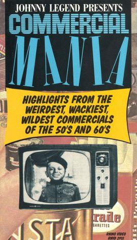 Johnny Legend Presents: Commercial Mania