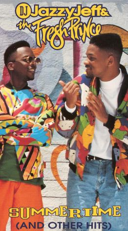 DJ Jazzy Jeff & the Fresh Prince: Summertime (And Other Hits)