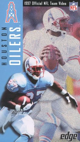 NFL: 1997 Houston Oilers Team Video