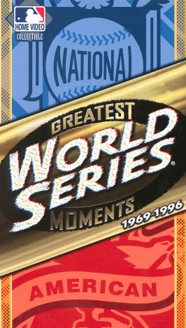 MLB: Greatest World Series Moments 1969-1996