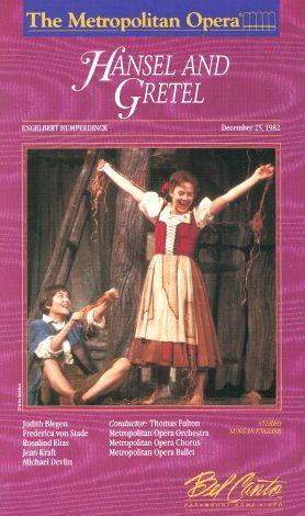 Hansel and Gretel (The Metropolitan Opera)