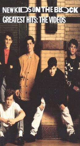 New Kids on the Block Greatest Hits: The Videos