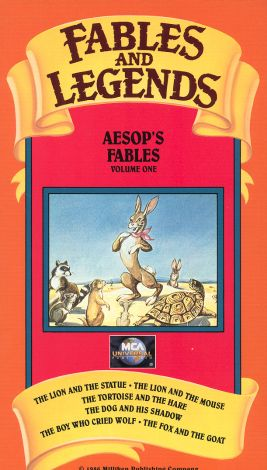Fables and Legends: Aesop's Fables, Vol. 1