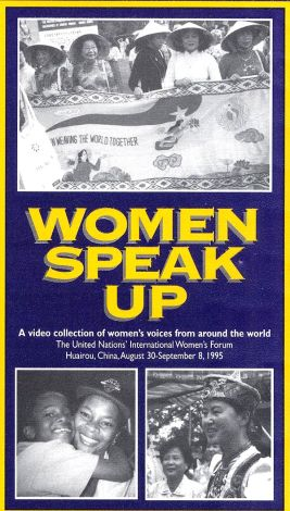Women Speak Up