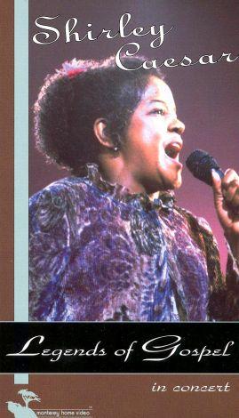 Legends of Gospel: Shirley Caesar in Concert
