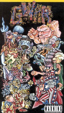 GWAR: Phallus in Wonderland
