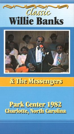 Willie Banks and the Messengers: Park Center 1982 - Charlotte, NC
