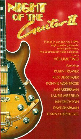 Night of the Guitar II, Vol. 2