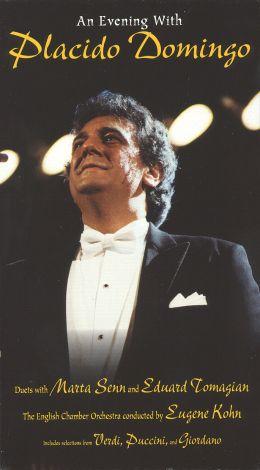 Placido Domingo: An Evening with Placido