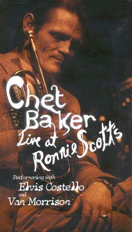 Live at Ronnie Scott's : Chet Baker