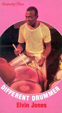Different Drummer: Elvin Jones
