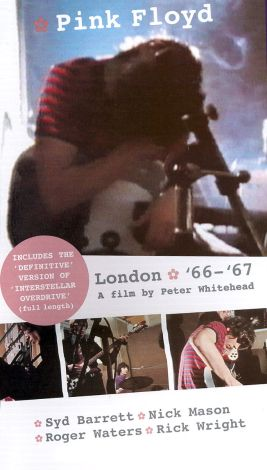 Pink Floyd: London 1966-67