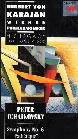 Herbert Von Karajan - His Legacy for Home Video: Symphony No. 6