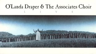 O'Landa Draper &The Associates Choir Live