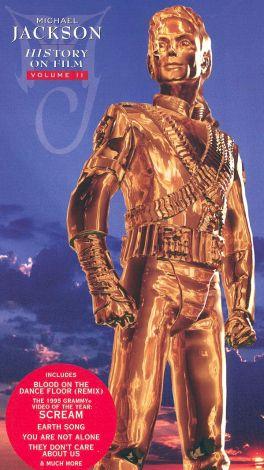 Michael Jackson: HIStory on Film, Volume II