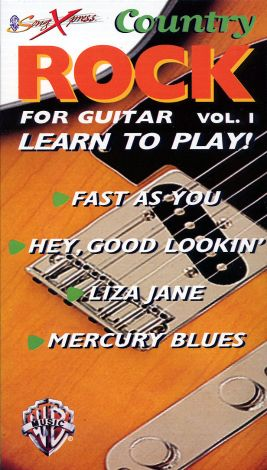 SongXpress: Country Rock for Guitar, Vol. 1
