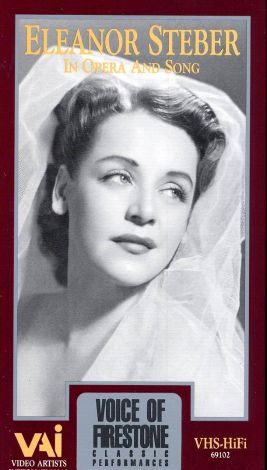 Voice of Firestone: Eleanor Steber in Opera and Song