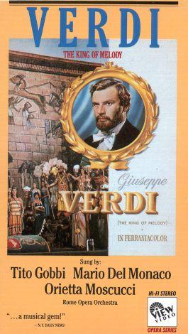 Verdi, the King of Melody