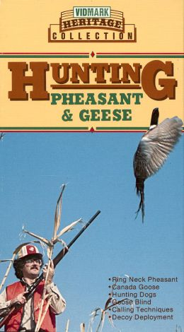 Hunting Pheasant and Geese