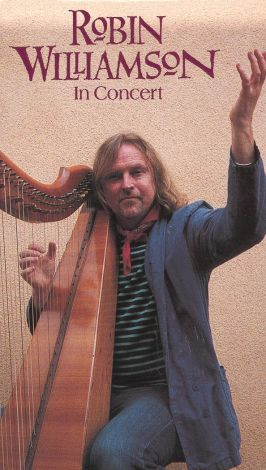 Robin Williamson in Concert